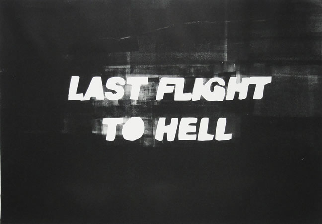 Last Flight to Hell