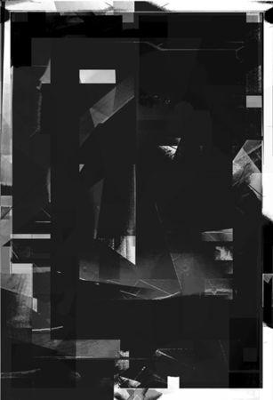 Alexis Vasilikos, #8076 (Mask series), 2019,  inkjet print on fine art paper, 80x120cm
