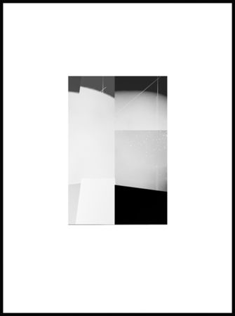 Alexis Vasilikos, #5796 (Mask series), 2017,  inkjet print on fine art paper, 16x24cm, 40x50cm framed