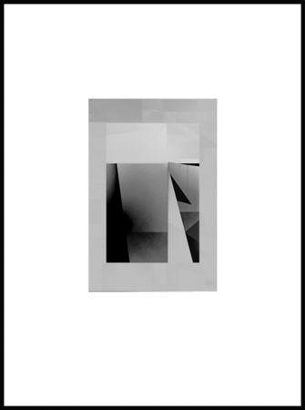 Alexis Vasilikos, #6611 (Mask series), 2019,  inkjet print on fine art paper, 16x24cm, 40x50cm framed