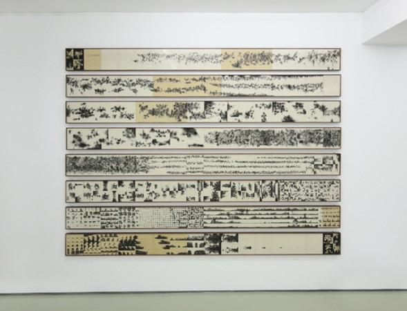 Dimitris Condos, Roman Pictural, 1968, Page spread out, apx. 165x218cm