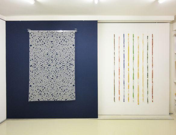 Nikos Alexiou, Installation view