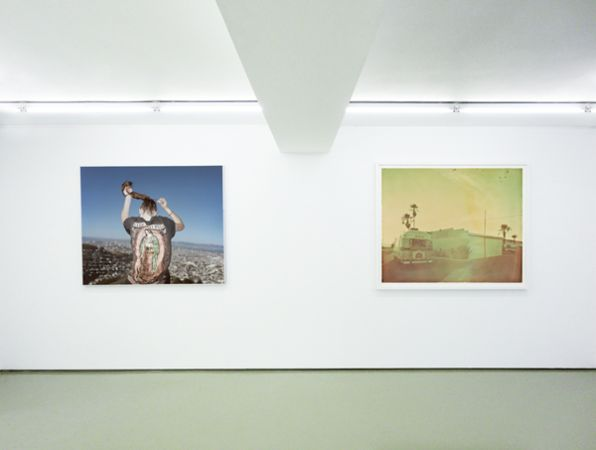 America, Installation view