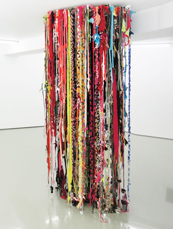 Eleni Kotsoni, Korumbo, Guardian Spirit, Site specific installation