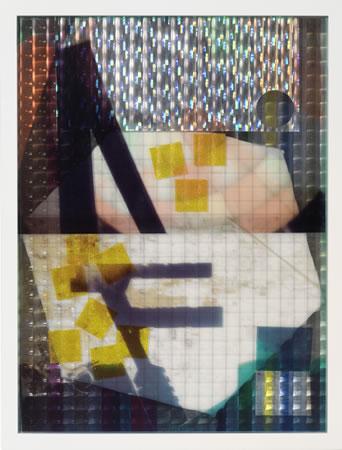Yudi Noor, Oil, 2012, Mixed media collage, 42x32x5cm