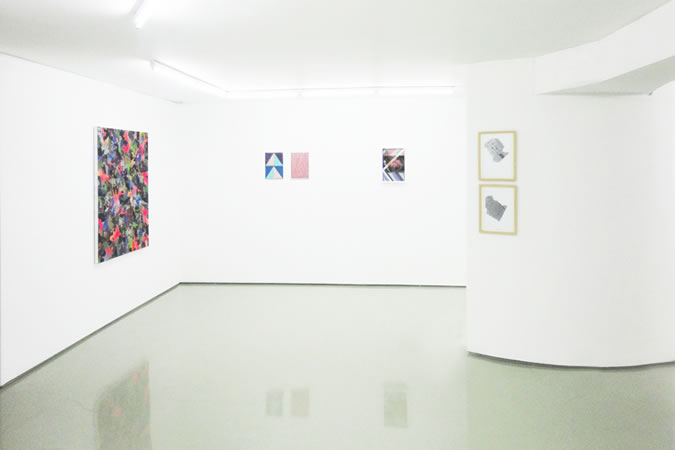 Reflections on Psychedelia, Installation View