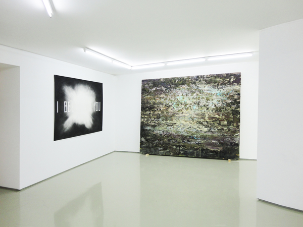 Tender Is The Night, Installation View