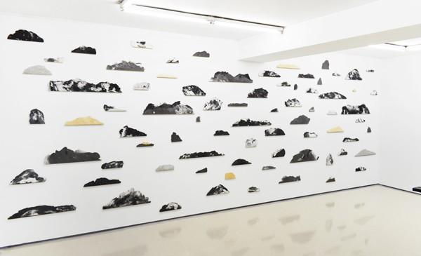 Lefteris Tapas, Archipelago, solo show, 2019, CAN Christina Androulidaki gallery