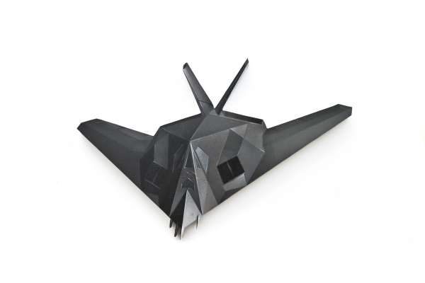 Pavlos Tsakonas / Stealth, 2011, Acrylics on plywood, 21×30cm