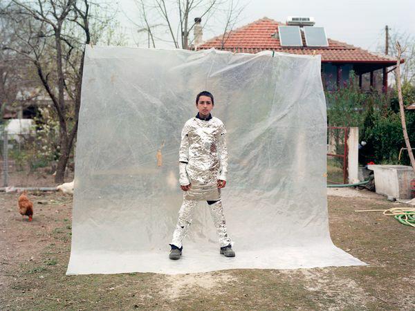 Petros Efstathiadis, Wonder Boy, 2008, C-print on paper, 110x82cm, ed.5