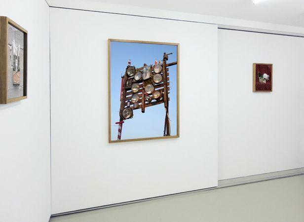 Petros Efstathiadis, Prison, 2015, Installation view