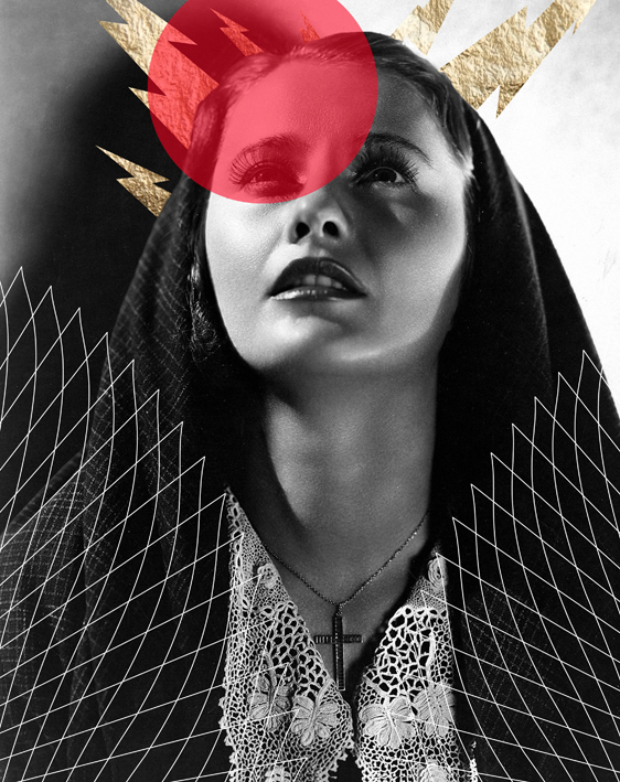 Versaweiss / You belong to me / Digital print, 40x50cm, ed.5