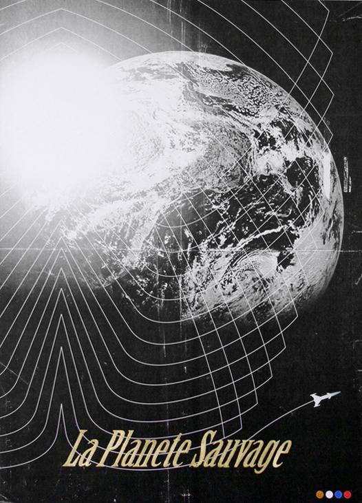 Versaweiss / La Planete Sauvage / Digital print, 80x110cm, ed.5