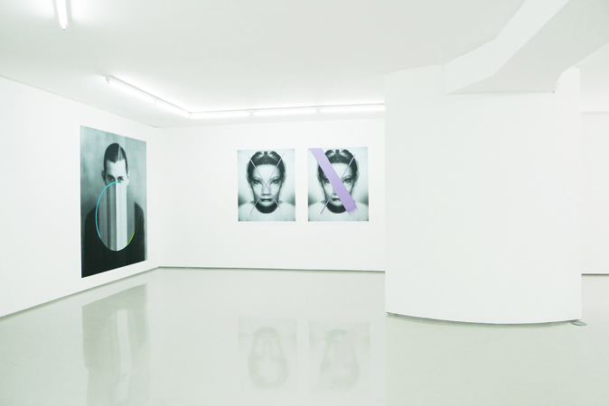 Versaweiss, Elegance is Refusal, Installation View