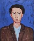 Celia Daskopoulou, Untitled, 1989, oil on canvas, 60x50cm