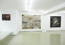 Installation View, Homage to Dimitris Condos