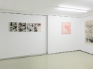 Installation View, Ralph Hunter-Menzies (left), Giorgos Kontis (right)