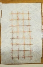 Nikos Alexiou, Untitled, reed, string, paper