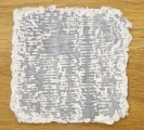 Nikos Alexiou, Untitled, handmade paper