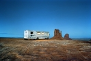 Yiorgis Yerolymbos, Monument Valley, Utah, 2008,  Lambda print (Fuji Crystal Archival print) mounted on d-bond, 100x150cm