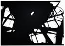 Lefteris Tapas, Shadowgarden, 2013, cut paper, 30x21cm