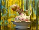 Maria Lianou, Desire Substitute, 2010, silicon, porcelain, 25x27x30cm