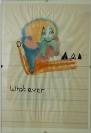 Yoan Sorin, Untitled, 2013, Marker on paper, 19x28cm
