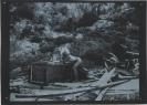 Thodoris Prodromidis, From all her past crashes, 2007,(silver), silkscreen on artist paper, 20x30cm, edition of 4