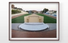 Oinousses Stadium & Amphitheater, 2012, Inkjet Print on Fine Art Paper Mounted on Dibond, 112x87cm, framed, ed.3