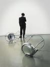 :mentalKLINIK, Moët, 2011, Aluminium, 77x80x56cm each