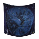 SERAPIS, Scarf3. Pranic Radar, Print on 100% Satin silk, 50x50cm, 90x90cm, 130x130cm, limited edition of 200