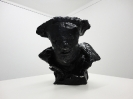 Stelios Karamanolis - Random Soldier I, 2012, ceramic, acrylic paint, 1/1, 28 x 24 x 28cm
