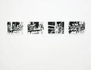 Tula Plumi, Swimmers, 2012, digital print, 37x28cm
