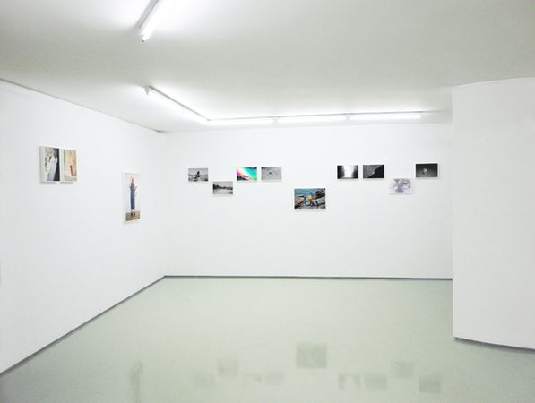 Alexis Vasilikos, Here Is All There Is, 2016, Installation view