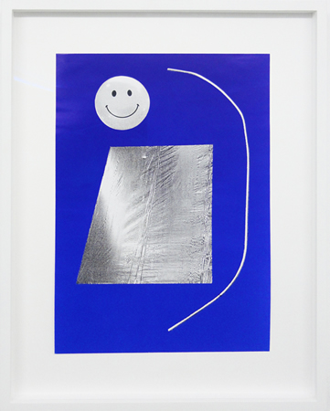 Fabian Fobbe, Untitled, 2010, Collage on Paper, 21x29,7cm