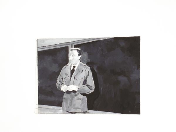 Stelios Karamanolis, Untitled, 2013, acrylic on paper, 30x40cm_08