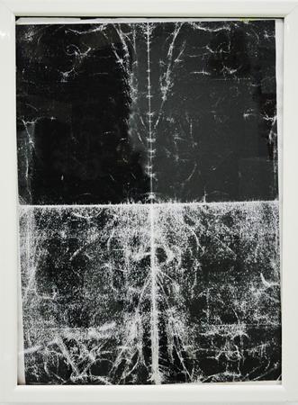 Albert Mayr, Untitled, 2013, framed photocopy, 21x30cm