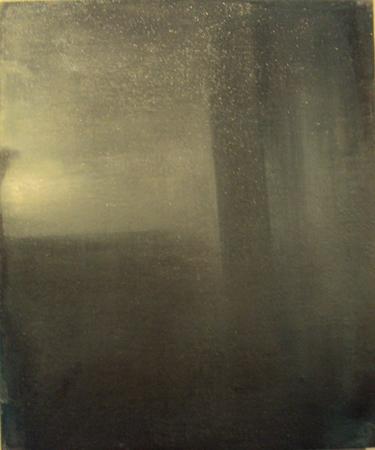 Alma Bakiaj, Untitled,  2011, oil on canvas, 35x30cm