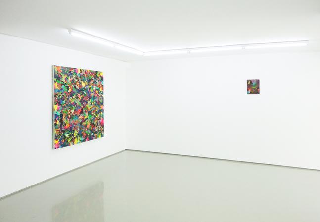 Yorgos Stamkopoulos, New Dawn, 2012, Installation view
