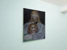 Celia Daskopoulou, Untitled, 1982, oil on canvas, 100x81cm