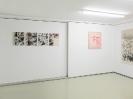 Installation View, Ralph Hunter-Menzies (left), Giorgos Kontis (right)