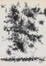 Dimitris Condos, Untitled (Writing), c.1965, Ink on paper, 34x48cm