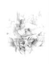 Konstantinos Fazos, Untitled, 2016, pencil on paper, 84x72cm