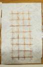 Nikos Alexiou, Untitled, reed, string, paper