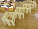 Nikos Alexiou, Untitled, handmade waxed cut out paper, dimensions variable