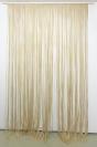 Nikos Alexiou, Stripes, paper, reed, 160x230cm
