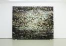 Panos Famelis, Dark Sky (Dusk), 2014, oil on wooden panel, 200x250cm