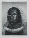 Nikolas Diamantidis, Untitled, acrylics on canvas, 25x35cm