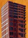 Farida El-Gazzar, Ashwa'iyat I, 2012, acrylic on plywood, 29,7x21cm, Courtesy Kalfayan Galleries, Athens-Thessaloniki