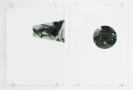 Halina Kliem, Shlafende Hunde in den Bergen von Yingding (Alexander Rodschenko) XI (dyptich), 2011, Printed Glass